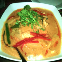 Choc Dee's Fish Curry